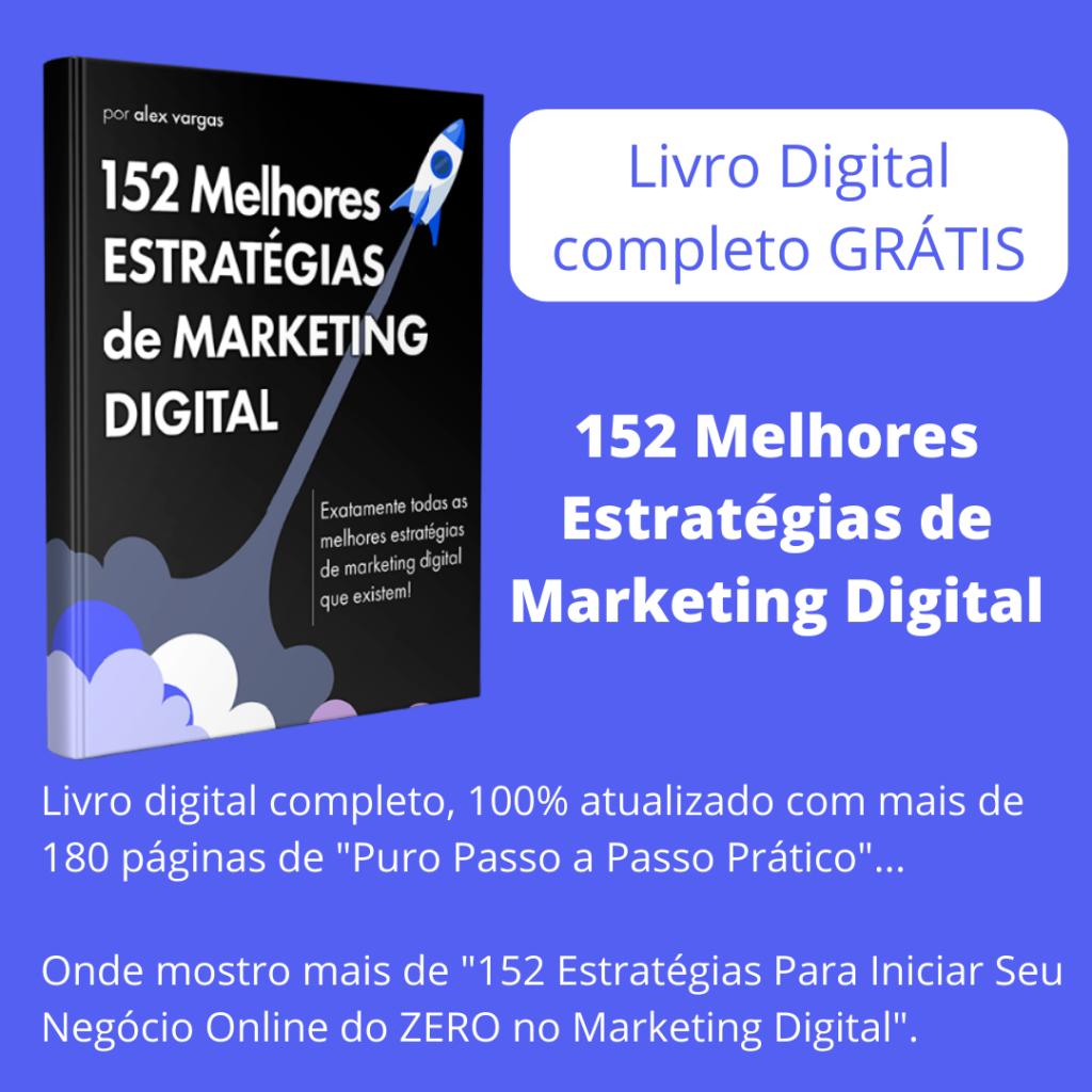 E-book Melhores Estratégias de Marketing Digital